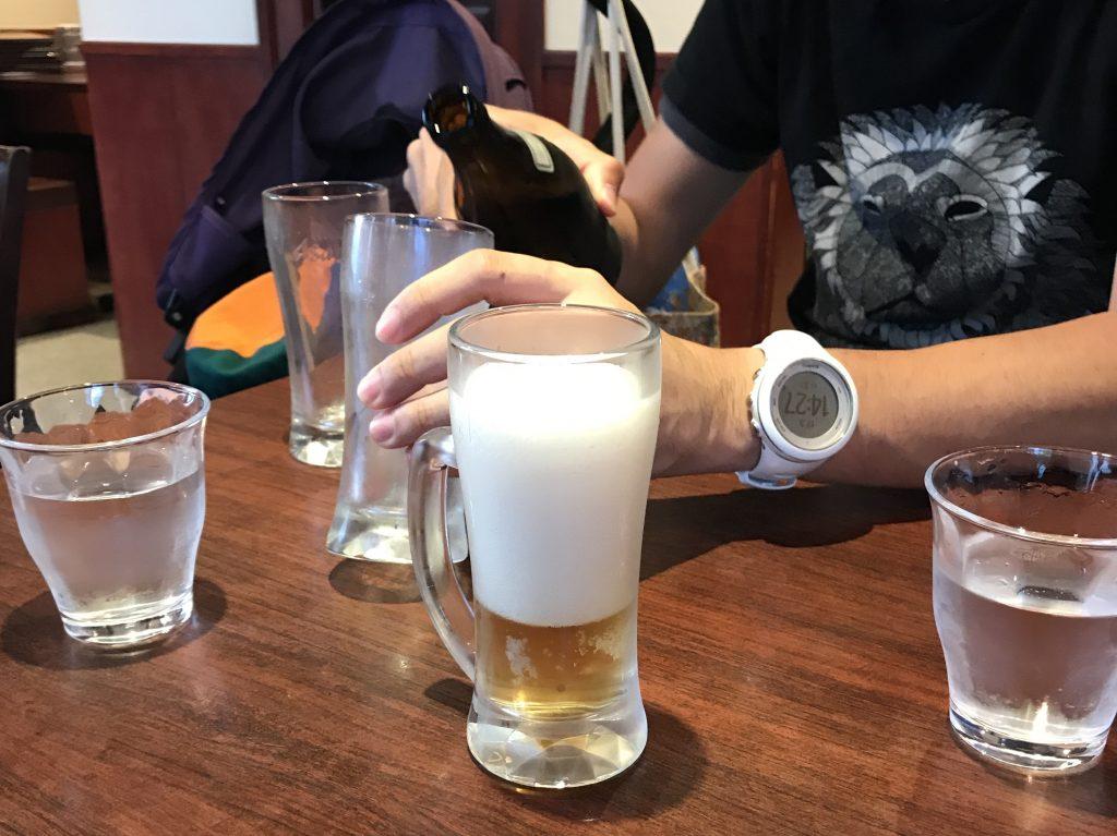3ヵ月健康チャレンジ_ビール