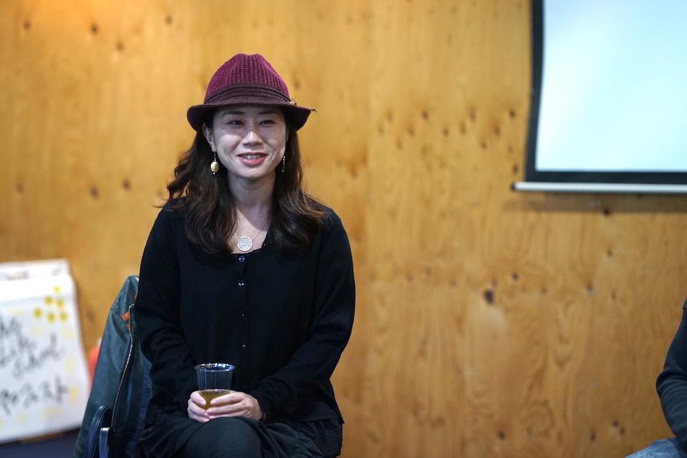 J-WAVE 『SMILE ON SUNDAY』のナビゲーターであるレイチェル・チャンさんをモデレーターに。
