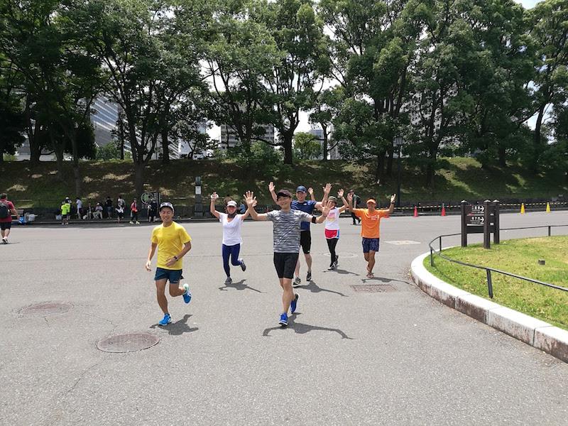 一緒に運動できる仲間がいると、自然と健康への意識も高まります!