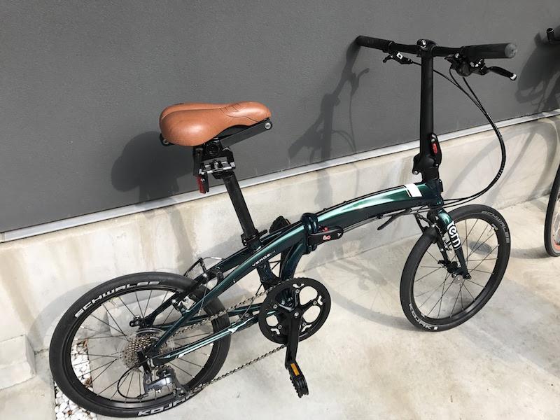 今回お世話になった自転車がこちら!
