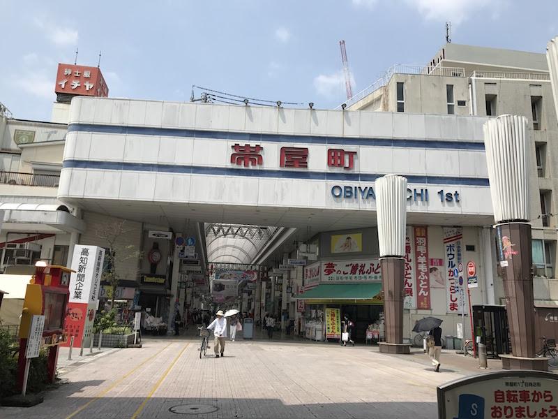 BEFORE(帯屋町演舞場)